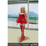 Lacie Babydoll Lingerie (Red) Female Outfit Set