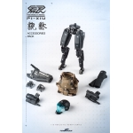Robotic High Mobility Module - PI-XIU Accessories Pack (Black)