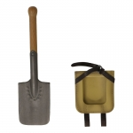 Shovel with Cover (Grey)