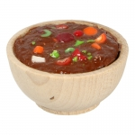 Sauced Vegetables Bowl (Brown)