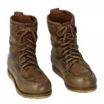 Worn Boots (Brown)