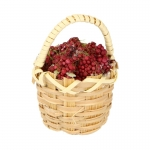 Grapes Basket (Red)