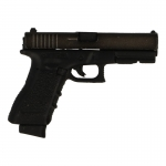 Glock 17 9mm Pistol (Black)