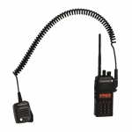 Vertex Standard Radio with Mic (Black)