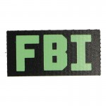 FBI Patch (Green)