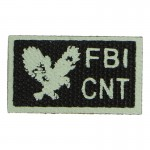 FBI CNT Patch (Kaki)