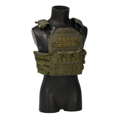Jumpable Plate Carrier (Khaki)