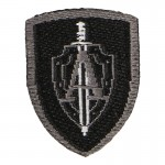 Spetsnaz Alpha Group Patch (Black)