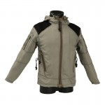 Softshell Jacket (Khaki)