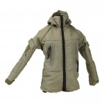 PCU L5 Soft Shell Jacket (Khaki)