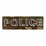 Police Patch (Multicam)