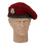 Paratrooper Colonial Beret (Red)