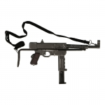 Diecast MAT 49 Submachine Gun (Grey)