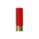 Caliber 12 Shotgun Shell (Red)