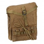Worn Medic Canvas Bag (Beige)