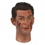 Battle Damaged Andrew Garfield Headsculpt