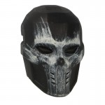 Crossbones Headsculpt (Black)