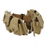 M37 Browning M1918A2 Ammo Belt (Beige)
