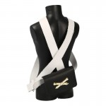 Leather Giberne with Sling (Black)