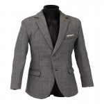 Suit Jacket (Grey)