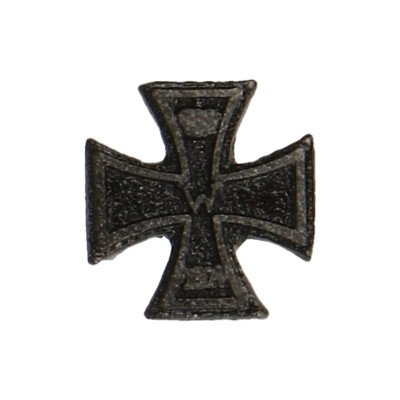 Diecast 1914 Iron Cross First Class Badge (Black)