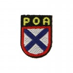 PAO Russian Volunteer Patch (Blue)