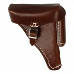 Leather P08 Holster (Brown)