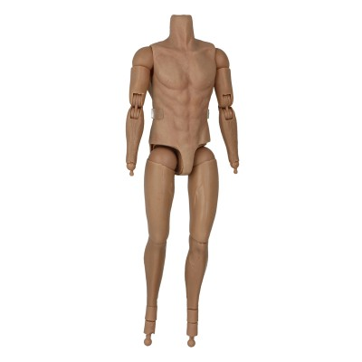 KP01A+ Caucasian Male Body