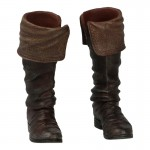 Medieval Boots (Brown)