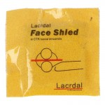 Laerdal Face Shield Pouch (Yellow)