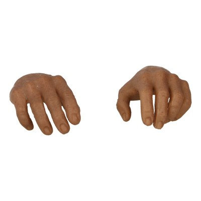 Asian Male Hands