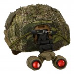 Tactical Helmet with NVG (Multicam)