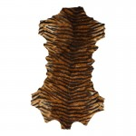 Suede Tiger Skin (Brown)