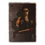 Chapter 6 : The Club Family Club 2 Van Ness (Marron) Playing Card (Brown)