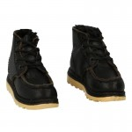 Leather Shoes Exclusive Version (Black)