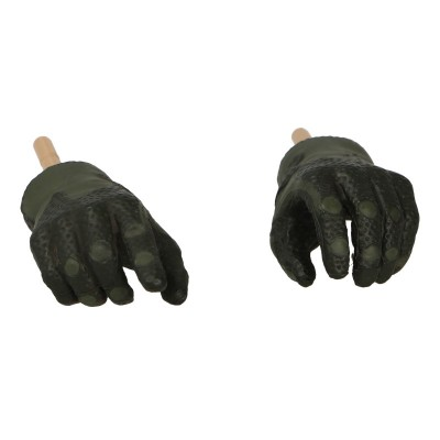 Overlord Gloved Hands (Olive Drab)