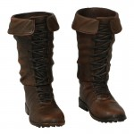 Roman General Boots (Brown)