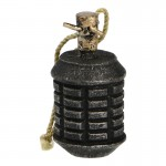 Diecast Type 97 Fragmentation Hand Grenade with Fuse (Black)