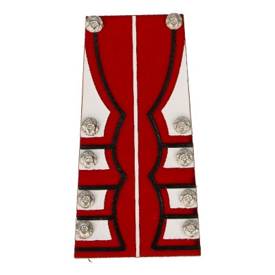 Coldstream Royal Guard Officer Tunic Tail (Red)