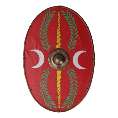 Alae Quingenaria Shield (Red)