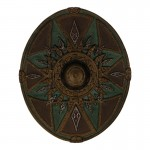King Of Rohan Shield (Brown)