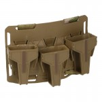 Triple Magazines Pouch Plate (Coyote)