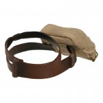 Female Belt with Pouch (Brown)