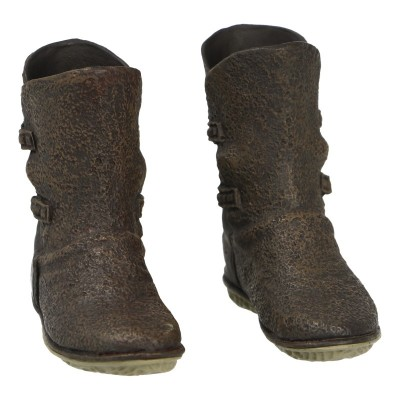 Female Shoes (Brown)