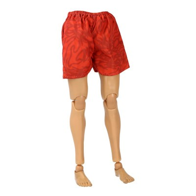 Swim Short (Orange)