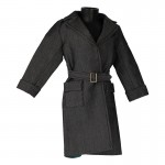 Trench Coat (Grey)