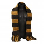 Hufflepuff Scarf (Brown)