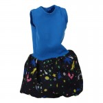 Female Kid Dress (Blue)