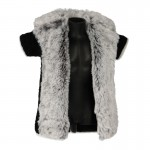 Fur Royal Jacket (Grey)