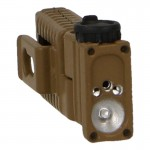 Sidewinder Tactical Flashlight (Coyote)